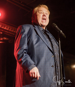 Louie Anderson Fri April 13th @ Cutting Room-8544