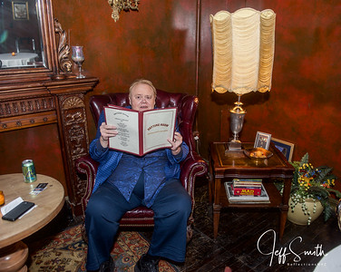 Louie Anderson Fri April 13th @ Cutting Room-8508
