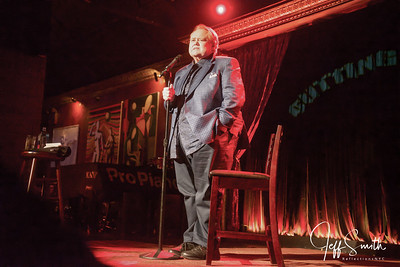 Louie Anderson Fri April 13th @ Cutting Room-8564