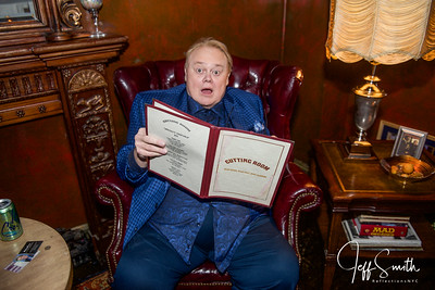 Louie Anderson Fri April 13th @ Cutting Room-8510