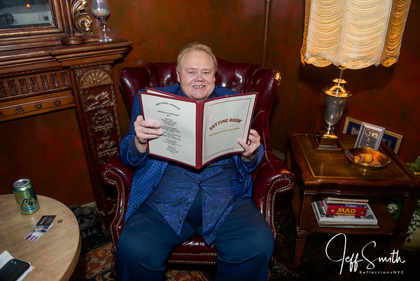 Comedian Louie Anderson @ the Cutting Room