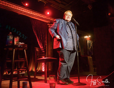 Louie Anderson Fri April 13th @ Cutting Room-8553