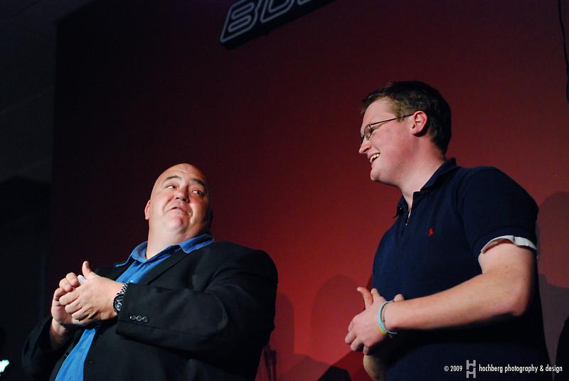 RJ Owens and Brendan