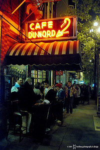 Cafe du Nord, SF entrance