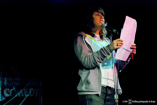RooftopComedy.com Comedy Competition Regionals - S.F. State vs. UC Santa Cruz - April 7, 2009