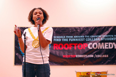 Danielle Shingleton - RooftopComedy