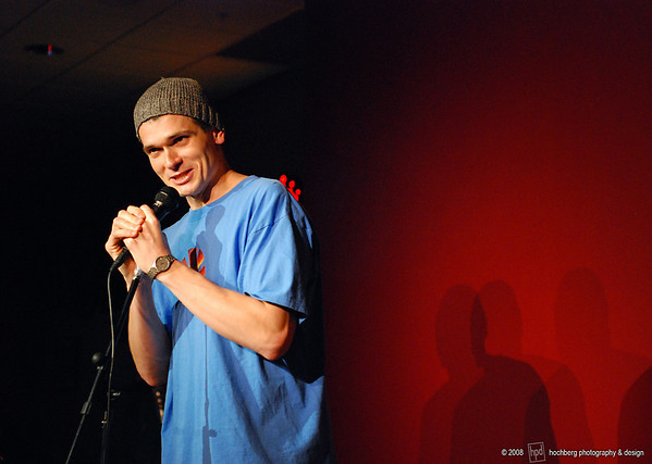 Stanford Comedy Show - March 4th, 2008
