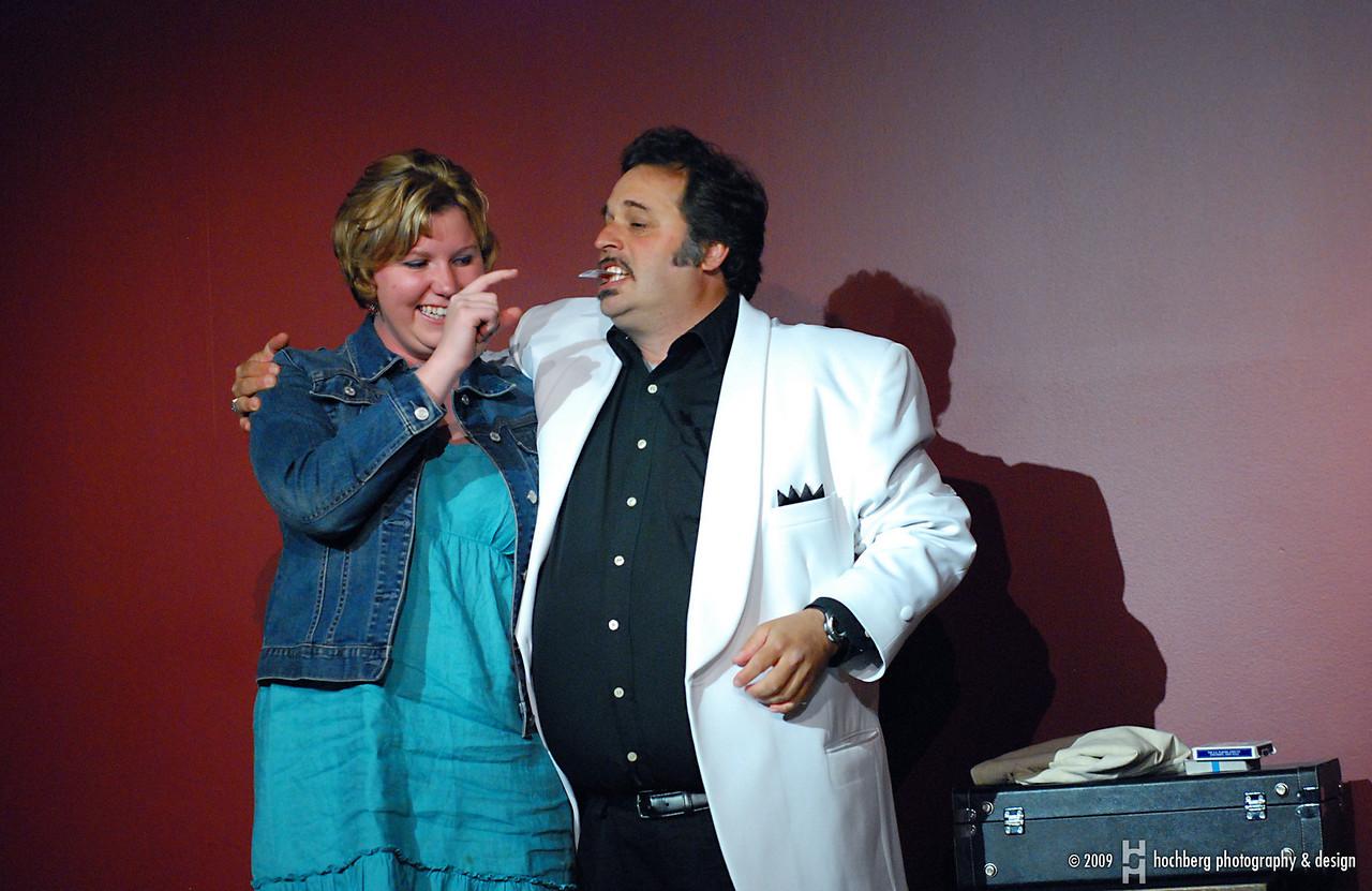 Big Al Catraz and Katie