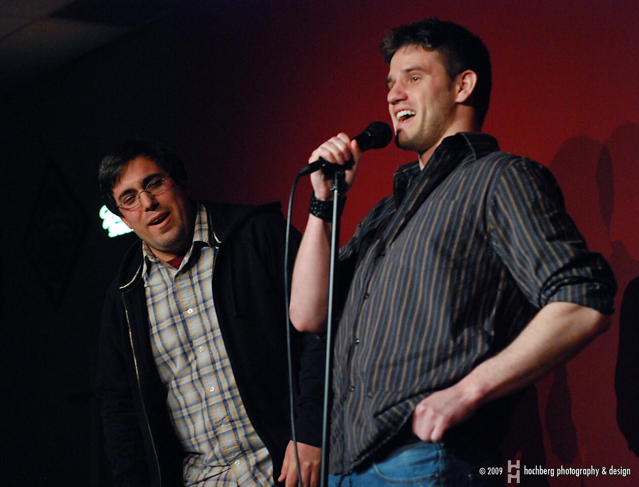Patrick Bulger and Jesse Fernandez