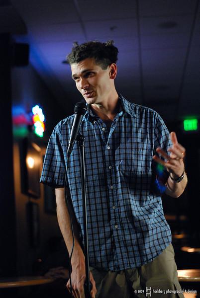 Stanford Comedy Show - Nov 18, 2008
