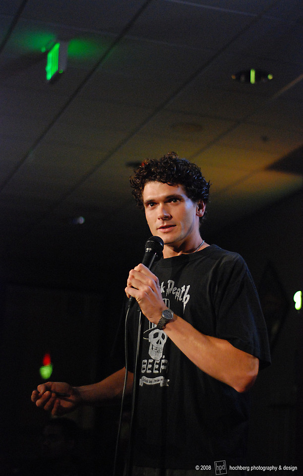 Stanford Comedy Show - Nov 6th, 2007