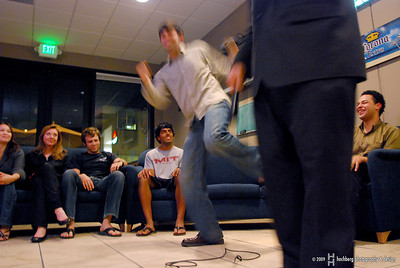 Gary Conrad and the hypnotized