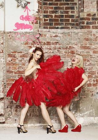 Liz Baker & Lauren Thiel