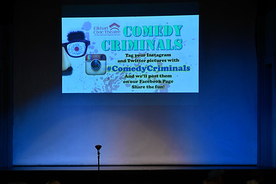 Comedy Criminals 2017