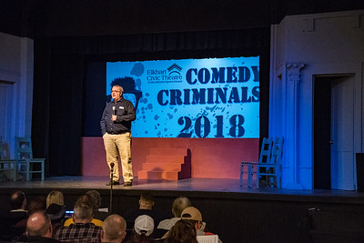 Comedy Criminals 2018