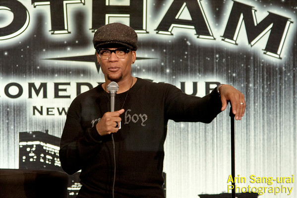 2014/03/04 ComedyJuice (DL Hughley)