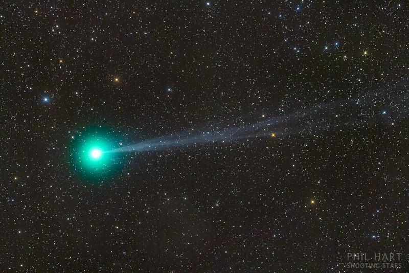 Comet Lovejoy 2014 Q2