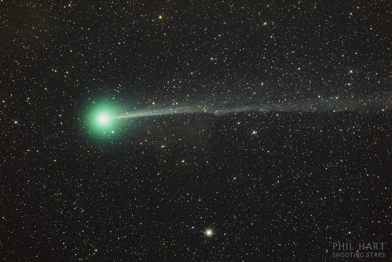 Comet Lovejoy C/2014 Q2 28th December 2014