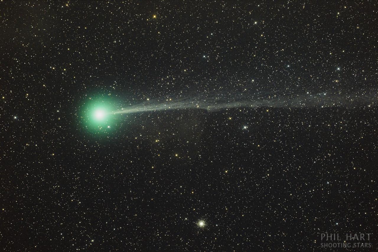 Comet Lovejoy C/2014 Q2 28th December 2014