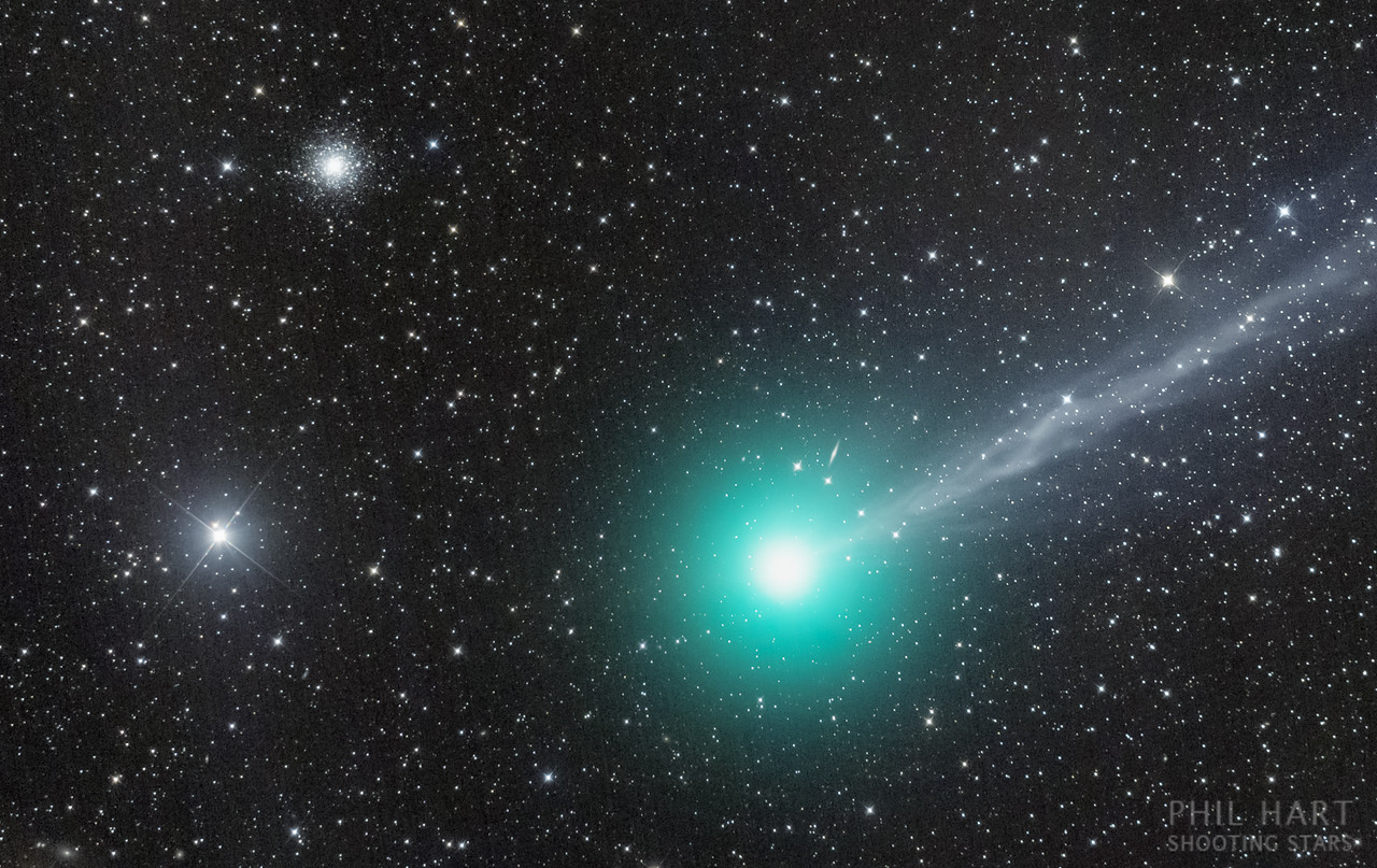 Comet Lovejoy C/2014 Q2 29th December 2014