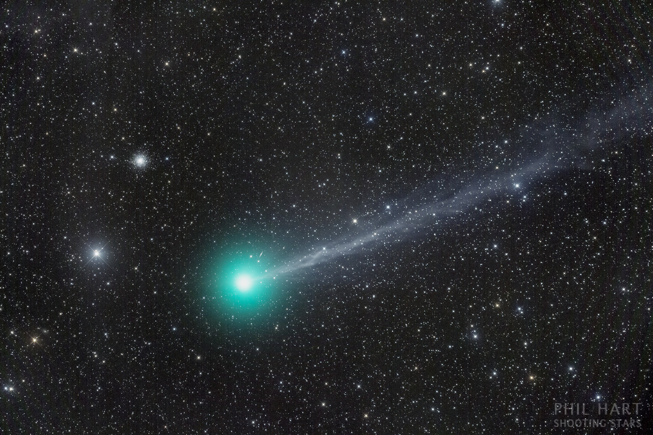 Comet Lovejoy C/2014 Q2 29th December 2014
