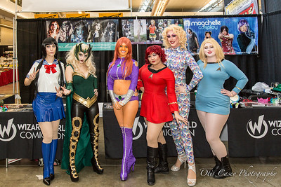 Wizard World Pittsburgh 2016 Friday