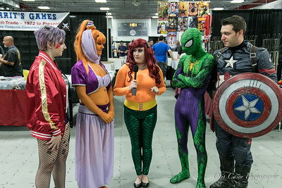 Garden State Comic Fest 2017 Sunday Gallery