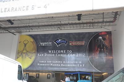 Comic-Con 2012