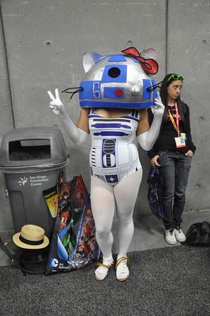 Hello Kitty Star Wars 7/12