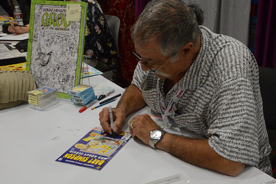 Sergio Aragones 18 July 2013