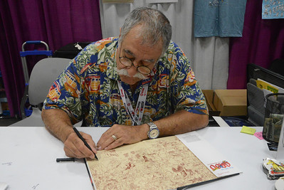 Sergio Aragones 19 July 2013