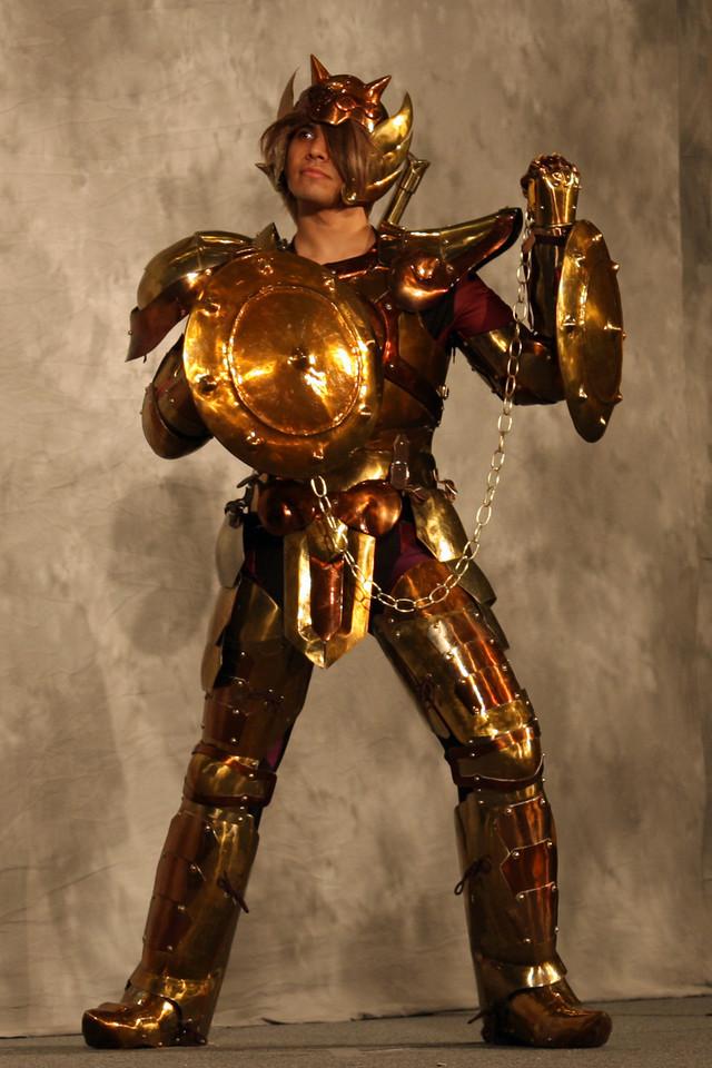 Saint Seiva: Gold Knight