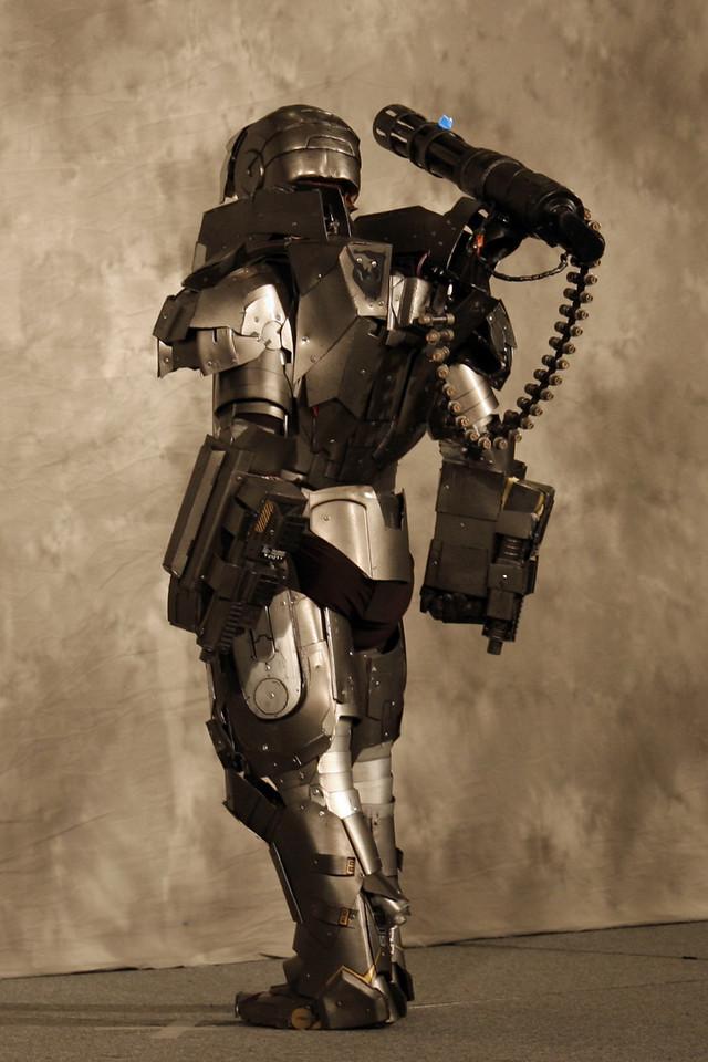 Iron Man War Machine
