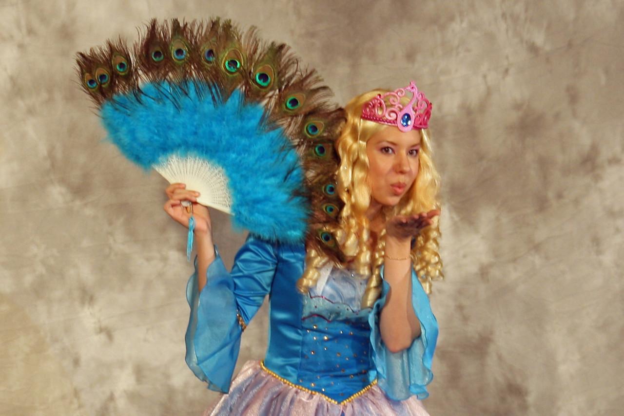 Barbie as Island Princess Rosella