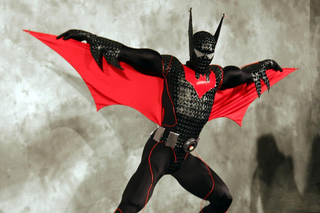 Enhanced Power Suit Batman Beyond