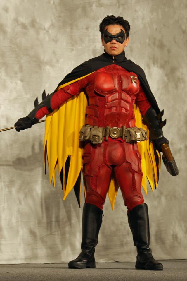Robin Rising