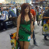 Poison ivy at Comic Con