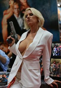 Sexy at Comic-Con