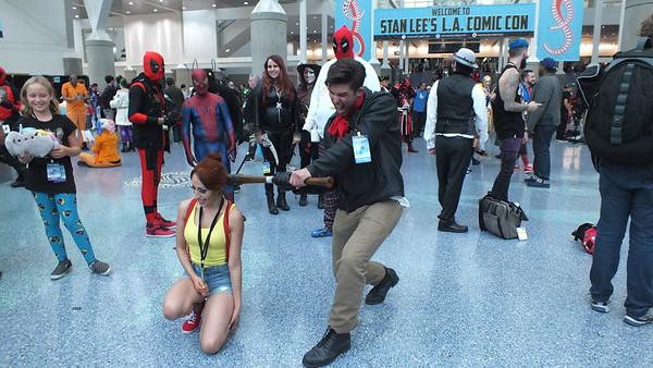 Comikaze / LA Comic Con - Stan Lee
