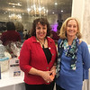 Christine Jones of Lowell and Anne Gallagher of Chelmsford