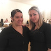 Michelle Rivera and Jennifer Saavedra of Lowell