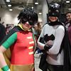 Robin and Batma