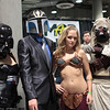 Darth Vader, Pre Vizsla, Princess Leia Organa, and Tusken Raider