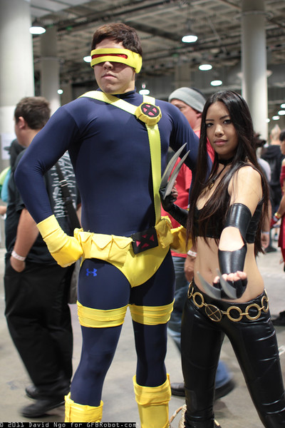 Cyclops and X-23