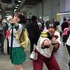 Kagome Higurashi and Tenten