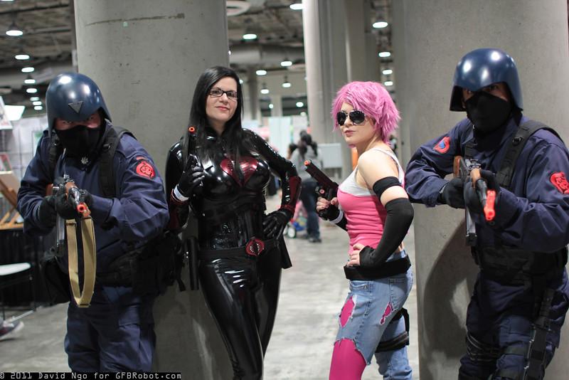 Cobras, Baroness, and Zaranna