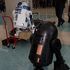 R2-D2 and R2 Droid