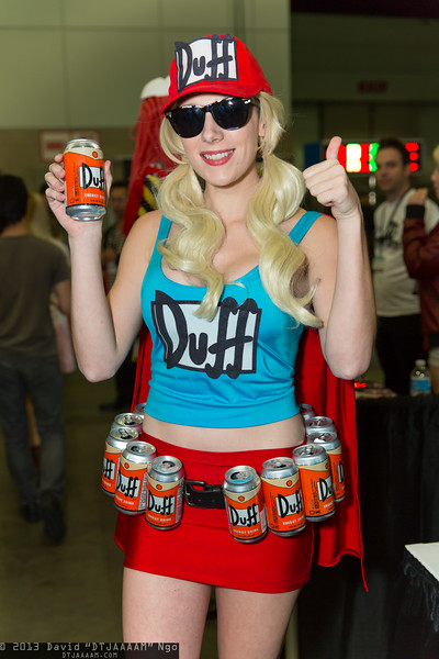 Duff Girl