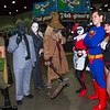 Robin, Black Mask, Court of Owls, Scarecrow, Harley Quinn, Superman, and Zatanna