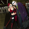 Harley Quinn and Joker